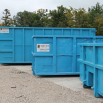 Bins available for pickup from Moffatt Scrap Iron and Metal in Guelph