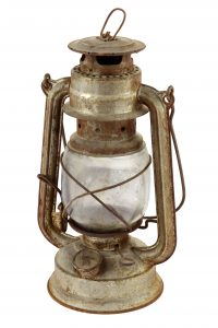 Moffatt Scrap Iron & Metal Inc.- Metal Recycling, Rusty Lantern