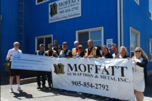 History of Moffatt Scrap Iron