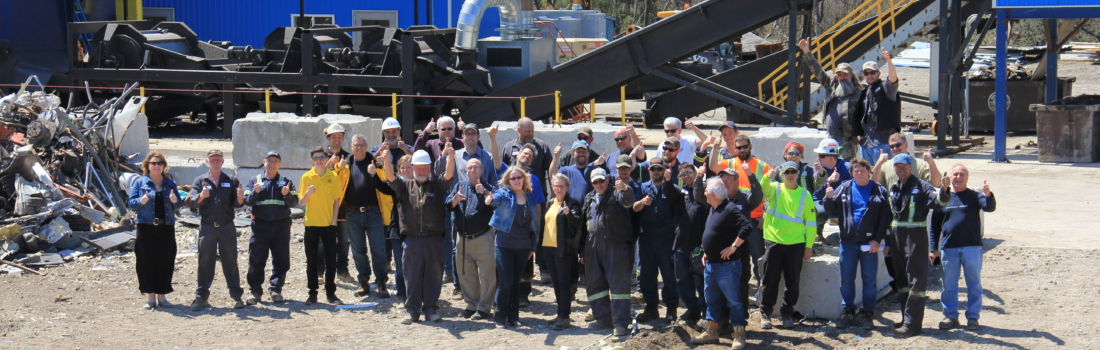 Moffatt Scrap Iron & Metal Inc. Promotes Sustainability
