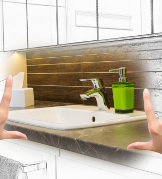 What to Recycle When Renovating Your Bathroom
