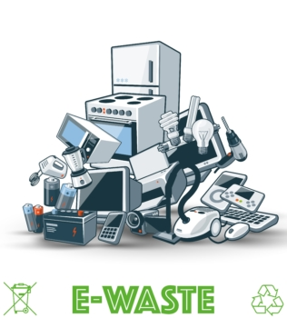 2017! In with the New and Out with E-waste