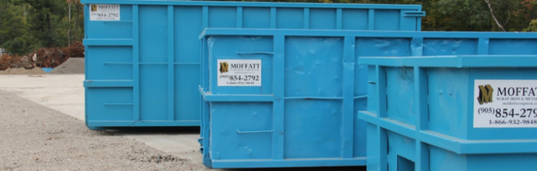 2 Things You Didn't Know About Moffatt Scrap Iron & Metal Inc.