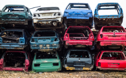 Top 4 Benefits of Recycling Your Vehicle